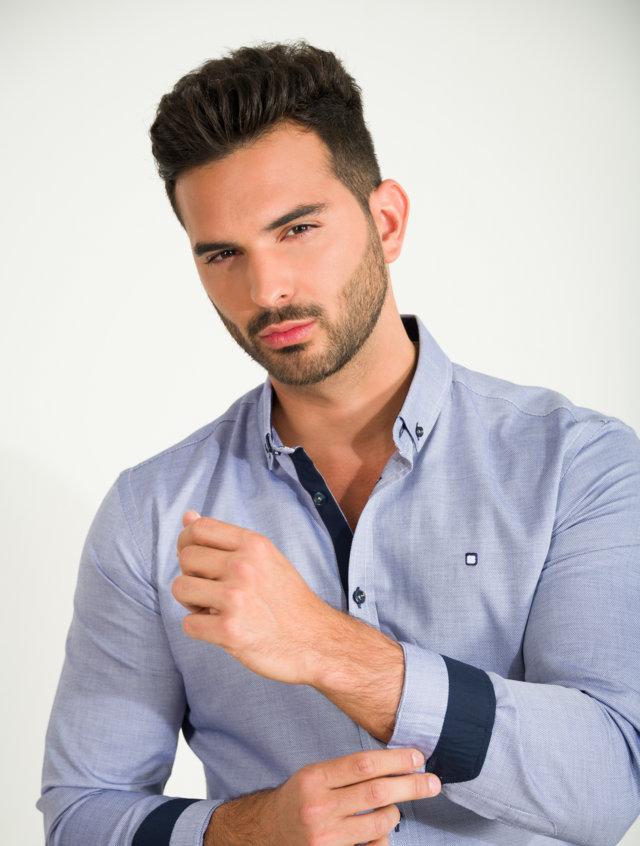 Compra personalizado camisa de esmoquin online al por